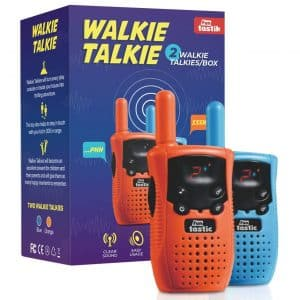 Walkie Talkie for Kids (2 Pieces)
