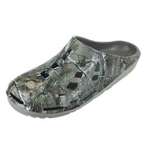Realtree Men's Slip-on Shoe, Indoor and Outdoor Use