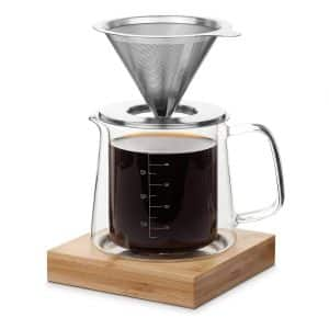 BTaT- Pour Over Coffee Maker Set