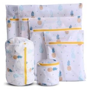 WestonBasics 6 Pcs Mesh Laundry Bags
