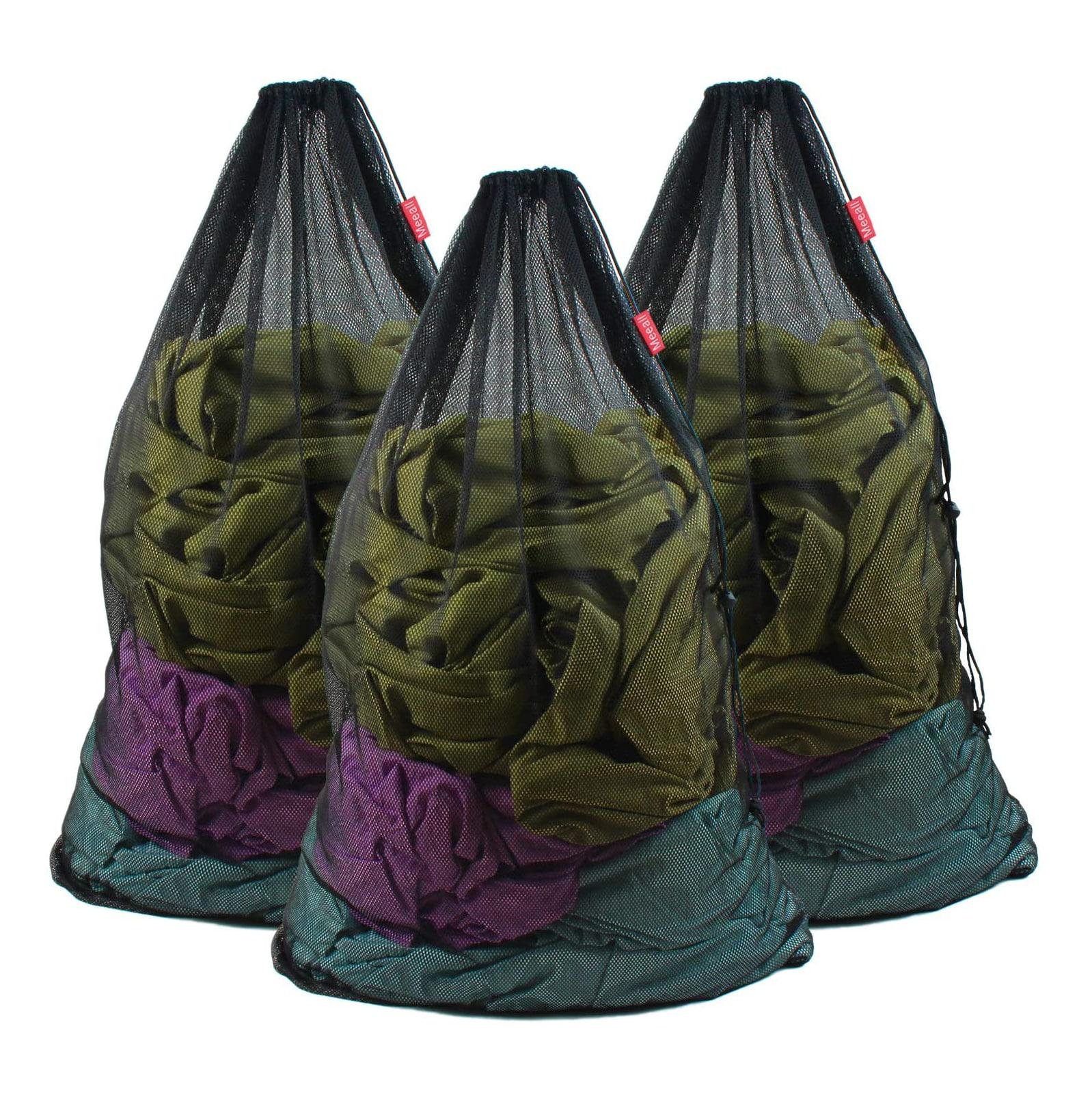 Meeall Mesh Laundry Bag