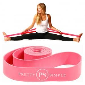 Ballet Stretch Band for Dancing by Pretty Simple